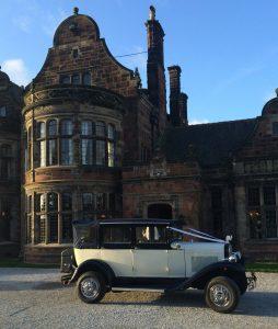 Wirral Wedding Car