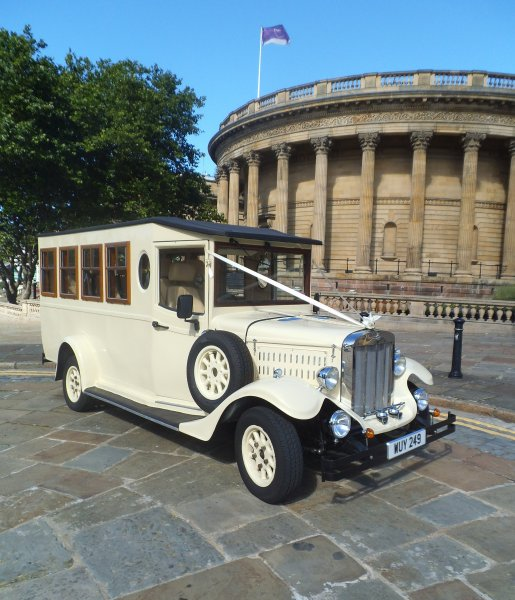 Wedding Car Liverpool