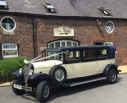 Bramwith Liverpool Wedding Car