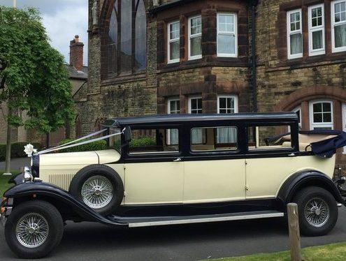 Liverpool Wedding Car